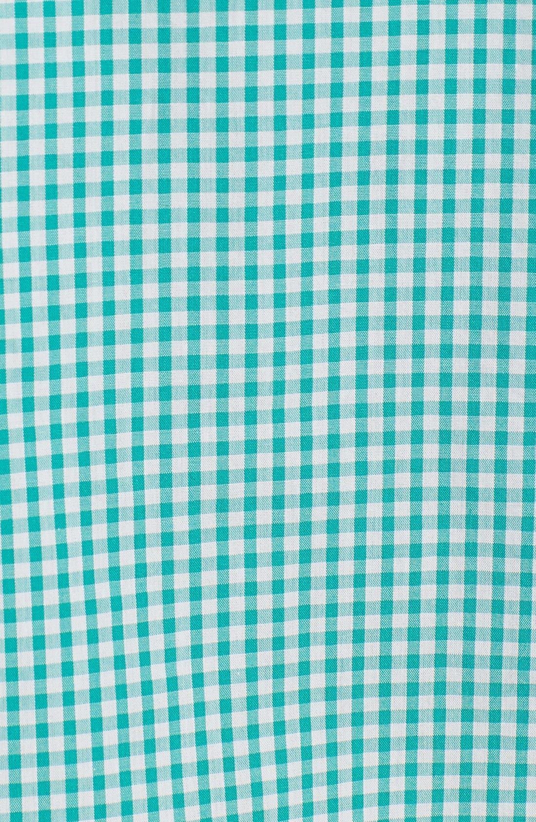 Alternate Image 2  - Original Penguin Short Sleeve Gingham Shirt