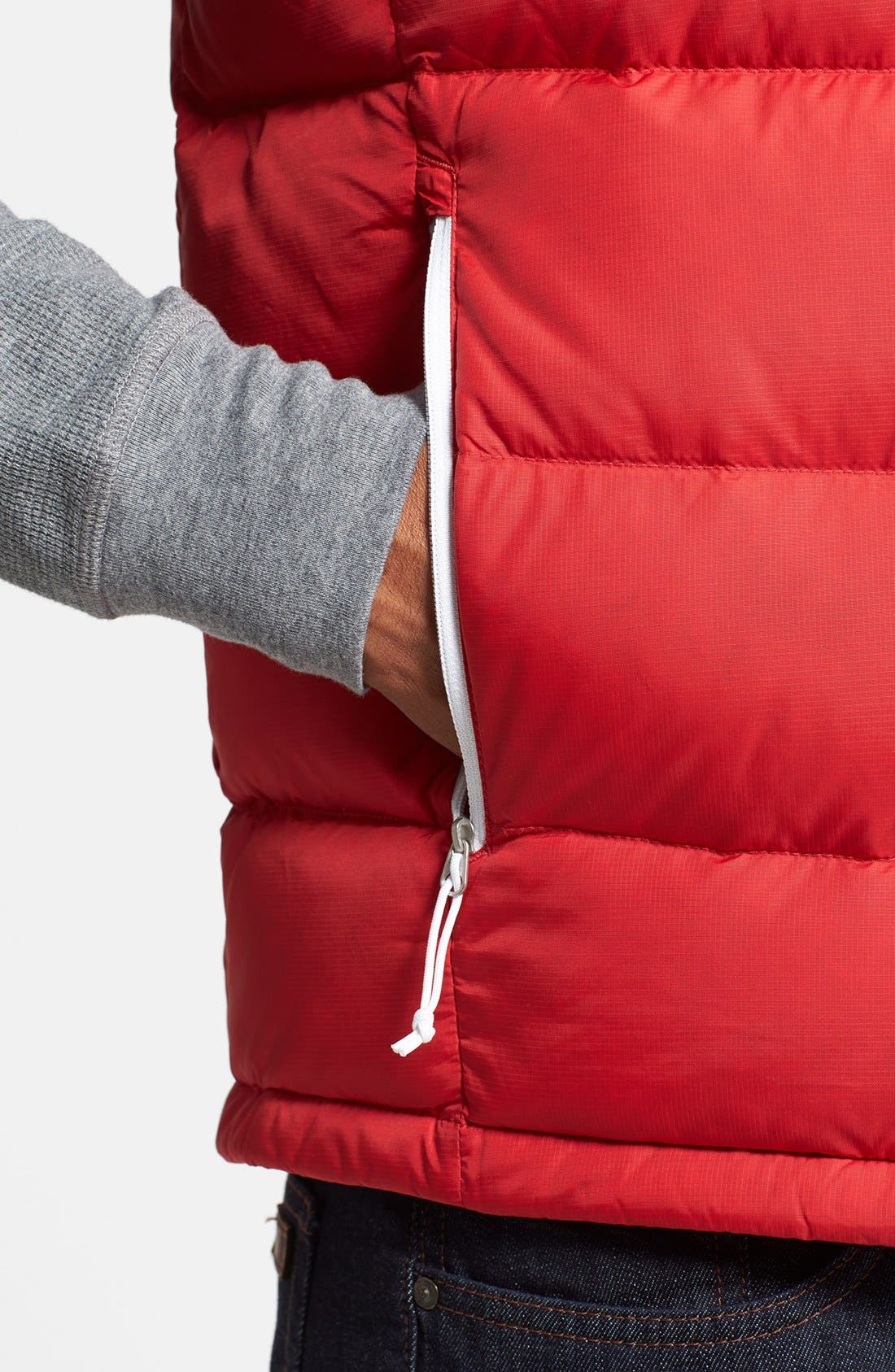 Alternate Image 6  - The North Face 'Nuptse' Colorblocked Down Vest