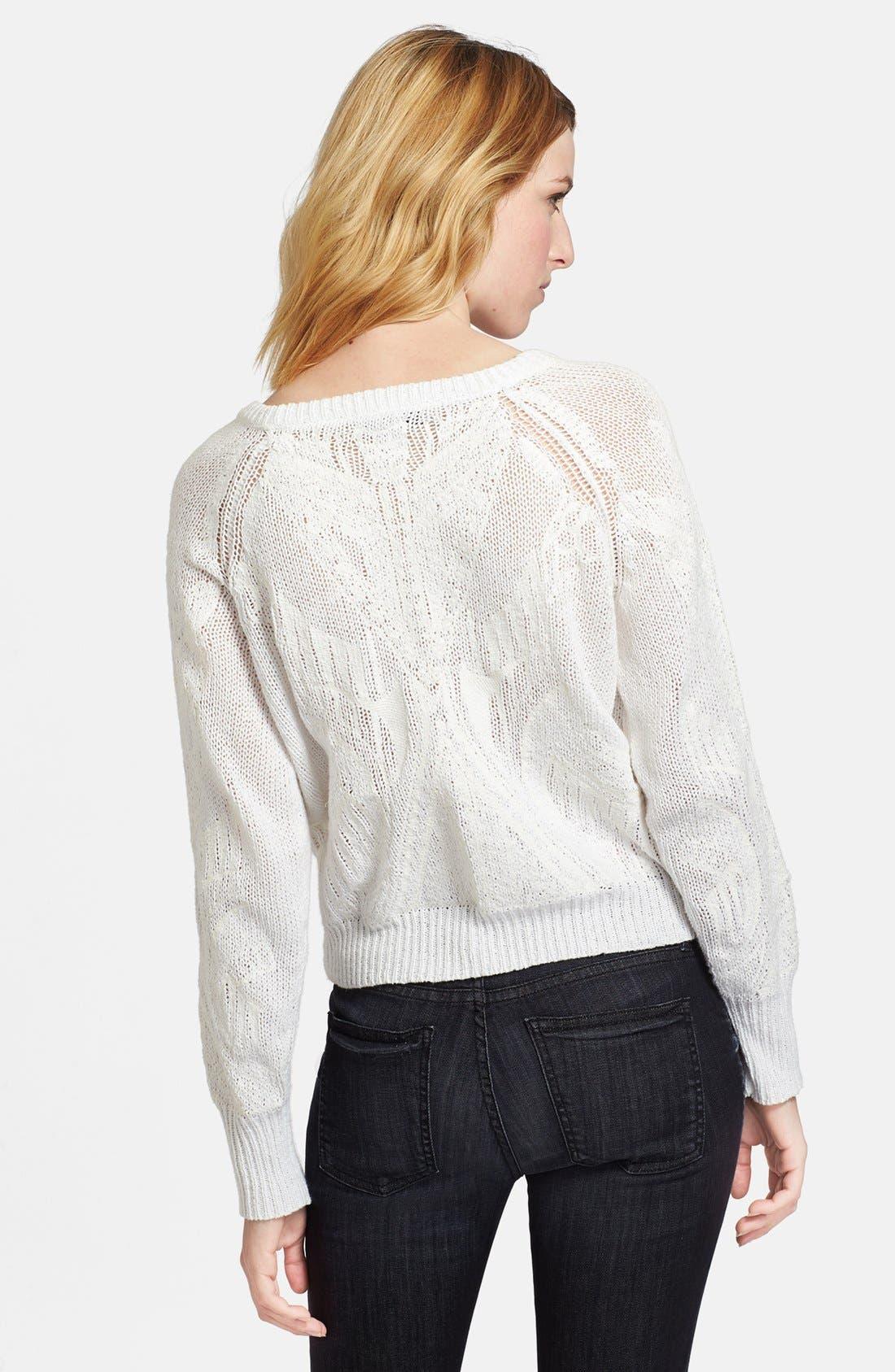 Alternate Image 2  - IRO Crewneck Sweater
