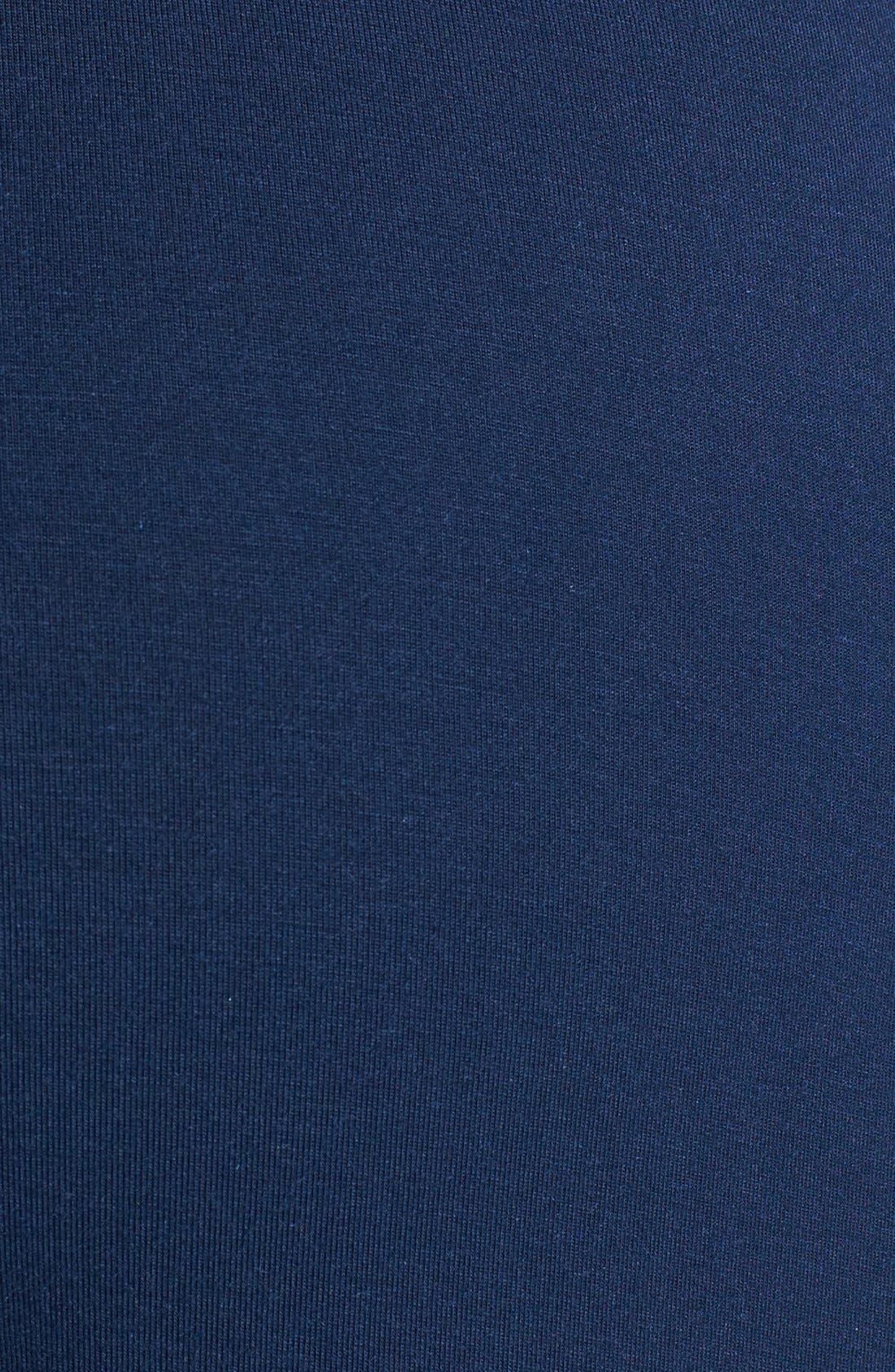 Alternate Image 4  - Eberjey 'Gisele' Lace Jersey Pajama Pants
