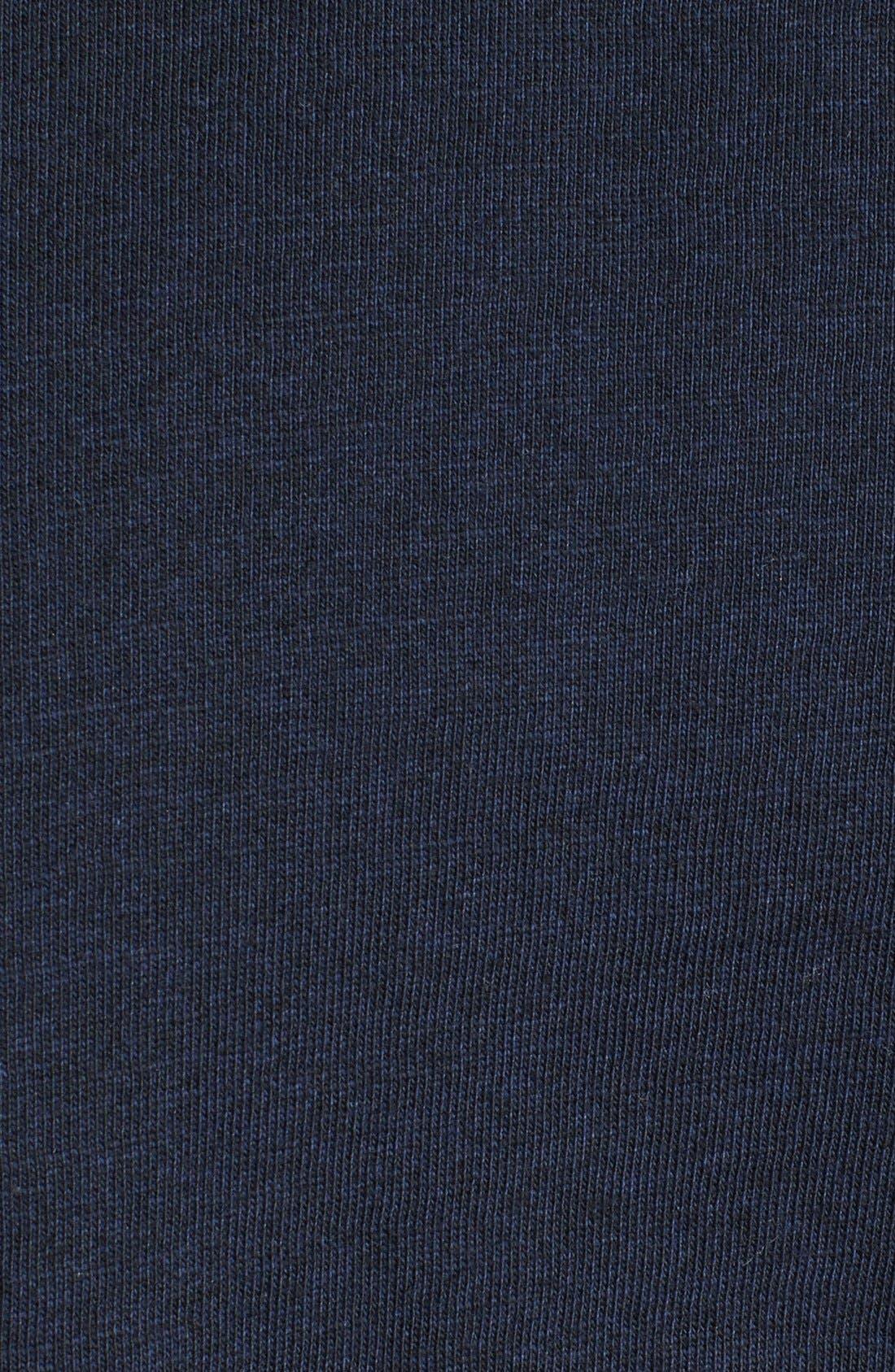 Alternate Image 3  - rag & bone Colorblock Flame Jersey Crewneck Sweatshirt
