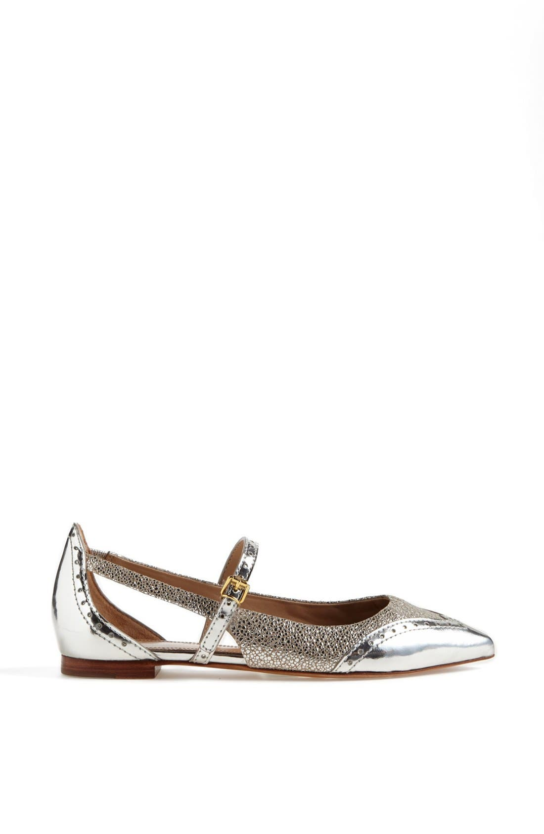 Alternate Image 4  - Tory Burch 'Bernadette' Flat