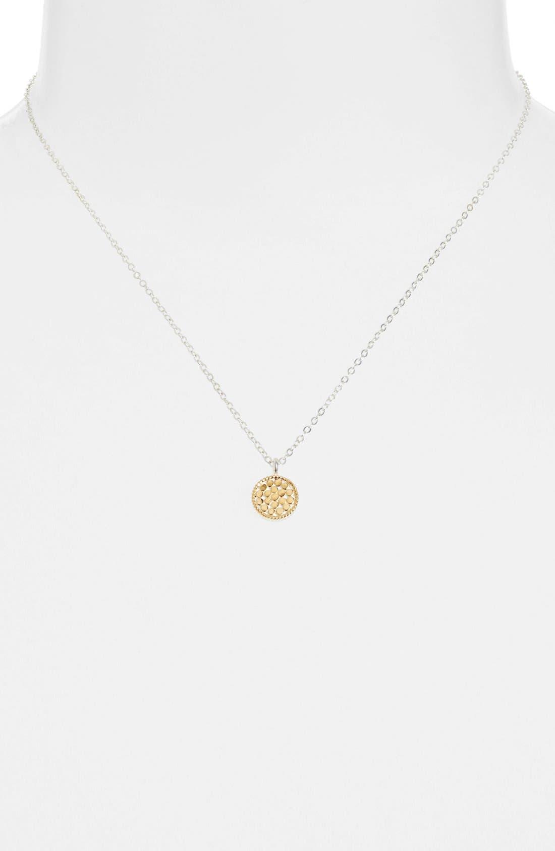 Alternate Image 2  - Anna Beck 'Gili' Reversible Disc Pendant Necklace
