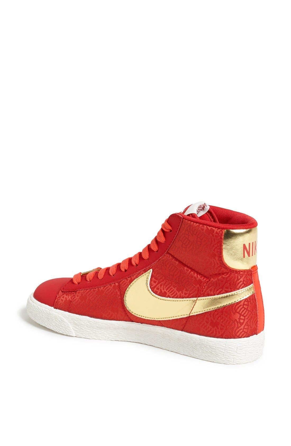 Alternate Image 2  - Nike 'Blazer Mid - Year of the Horse' Sneaker (Women)