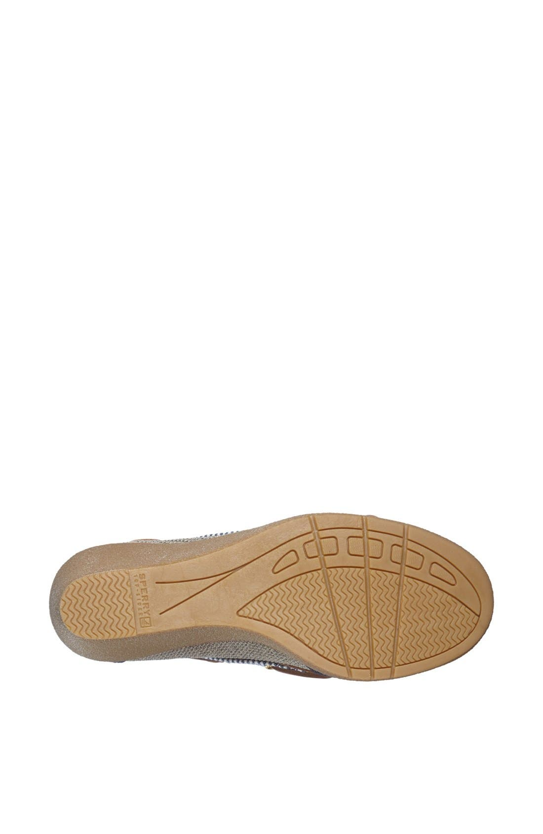 Alternate Image 4  - Sperry Top-Sider® 'Goldfish' Wedge (Nordstrom Exclusive)