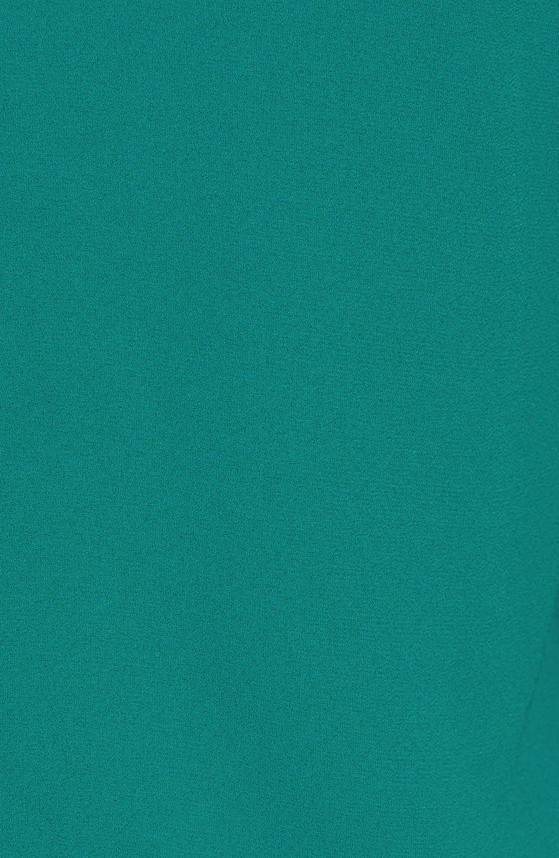 Alternate Image 3  - Lush Colorblock Blouson Romper (Juniors)