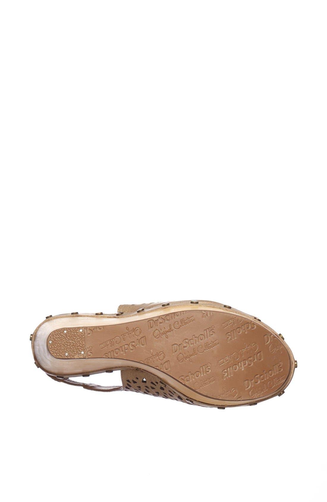 Alternate Image 4  - Dr. Scholl's Original Collection 'Alana' Sandal