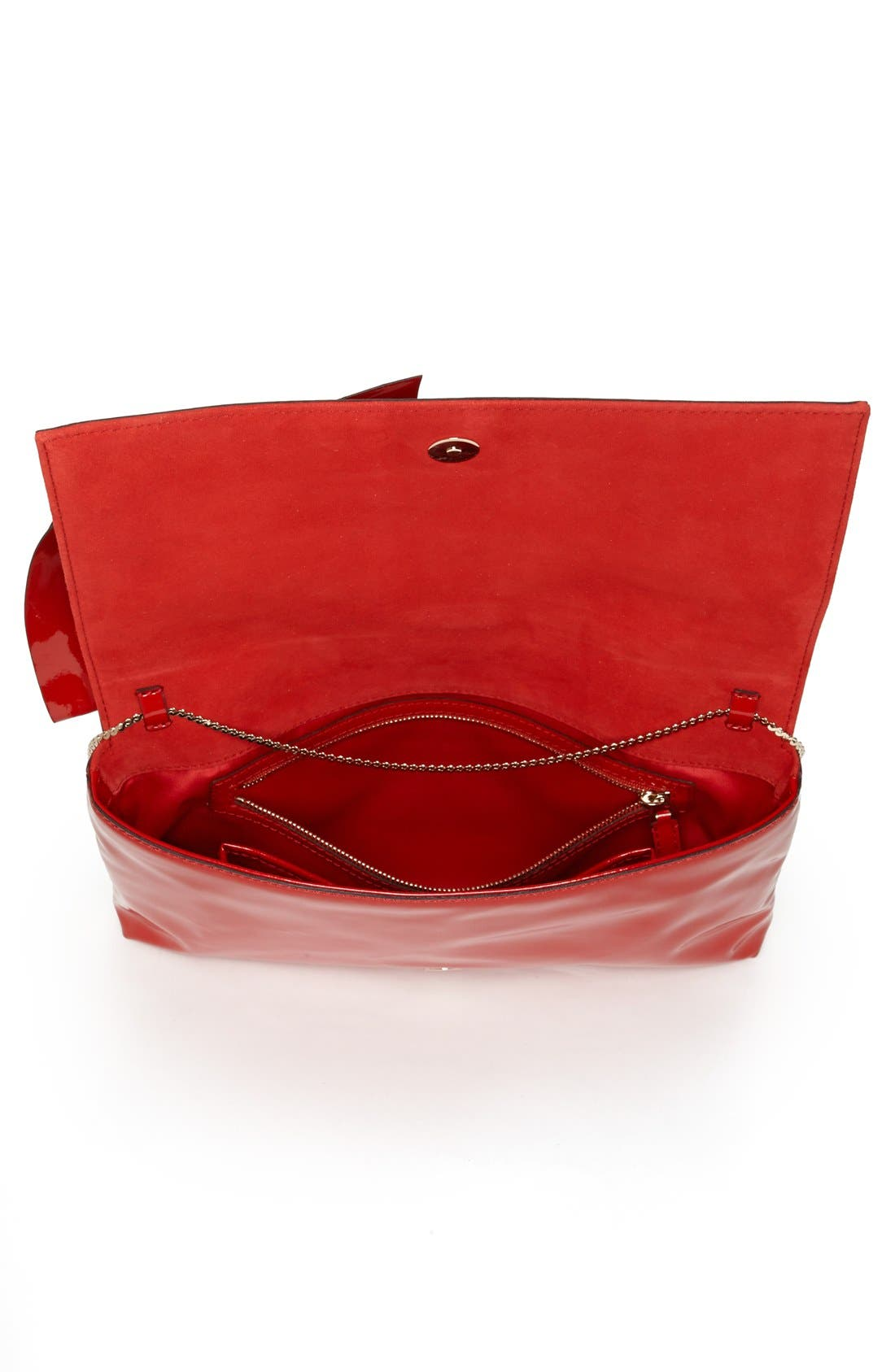 Alternate Image 3  - Valentino 'Lacca' Flap Clutch