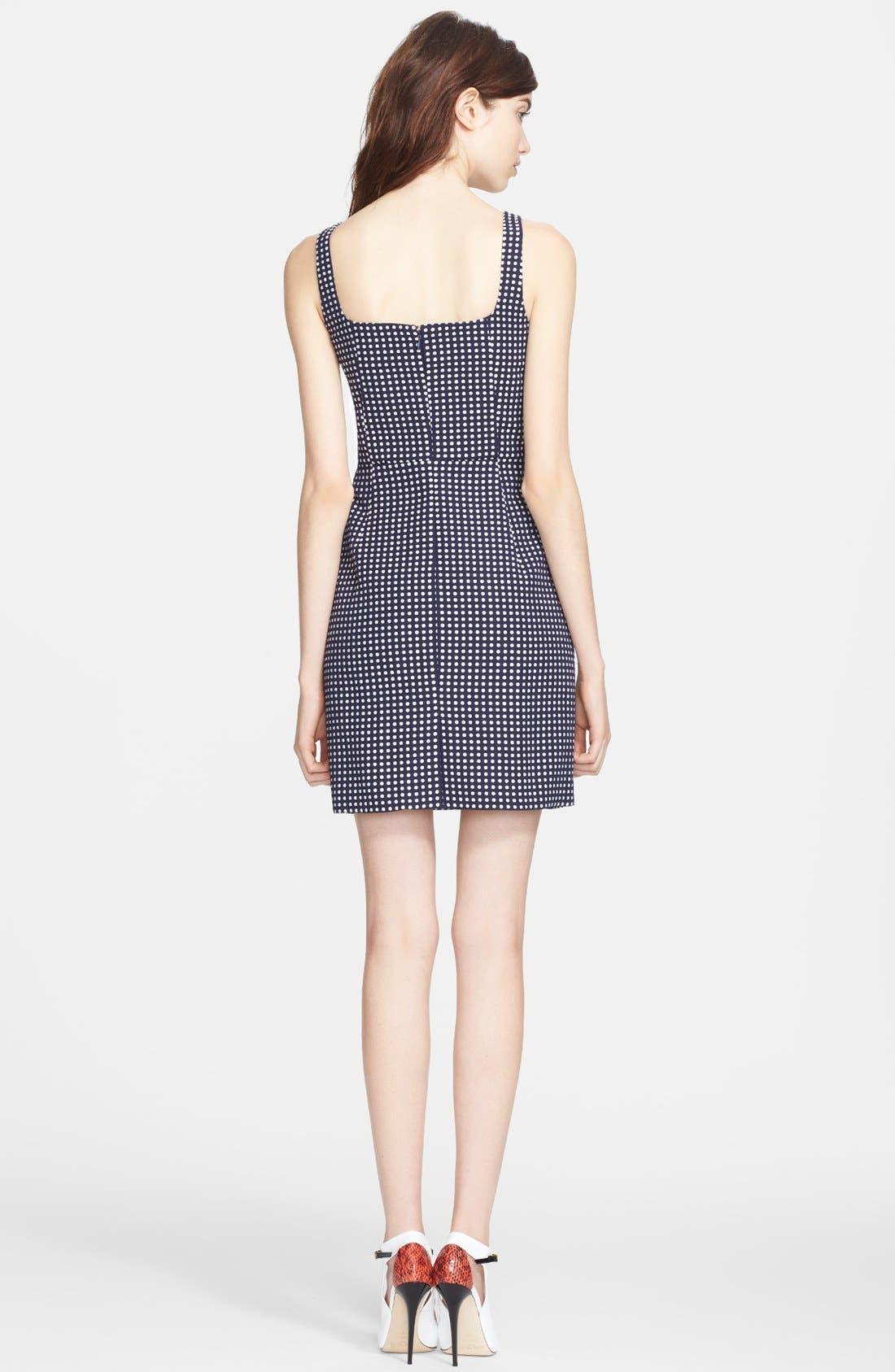 Alternate Image 2  - Mcginn 'Cora' Polka Dot Dress