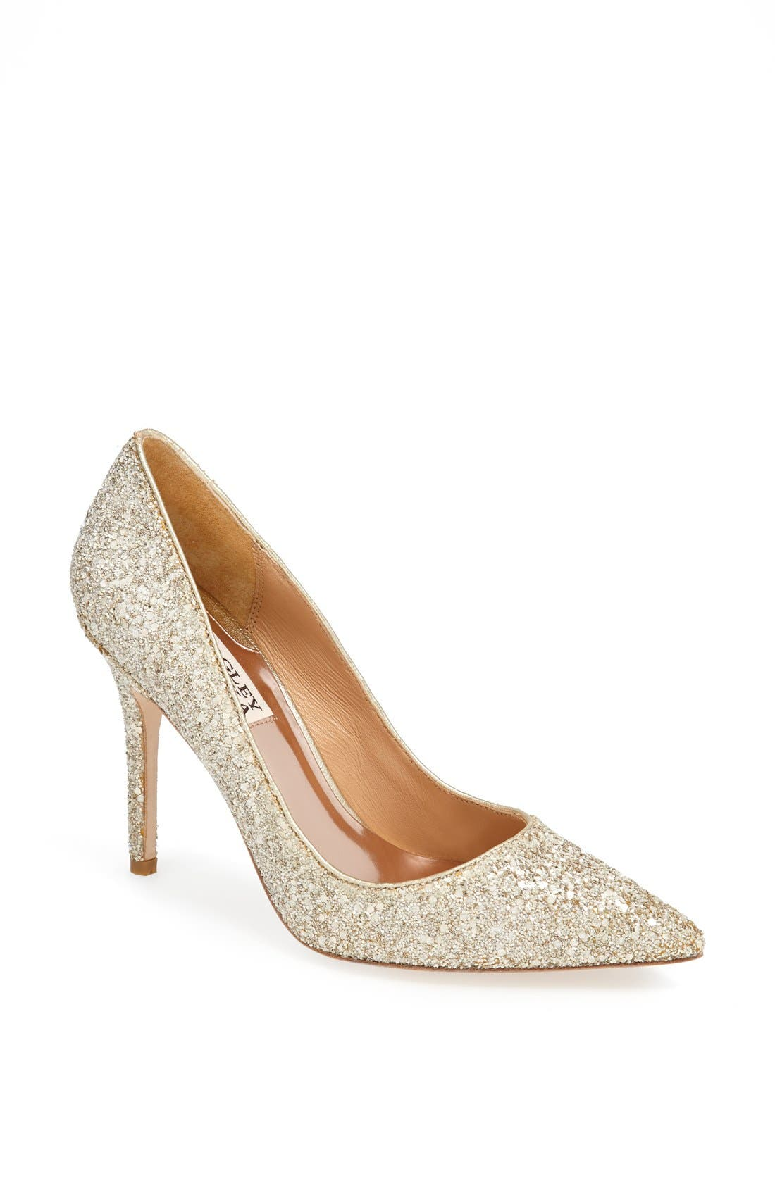 Alternate Image 1 Selected - Badgley Mischka 'Kat' Pump
