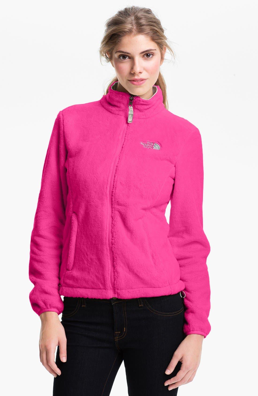 Main Image - The North Face 'Osito' Fleece Jacket
