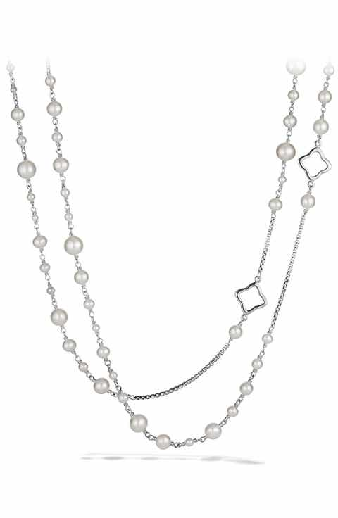 Women S Multi Strand Necklaces Nordstrom