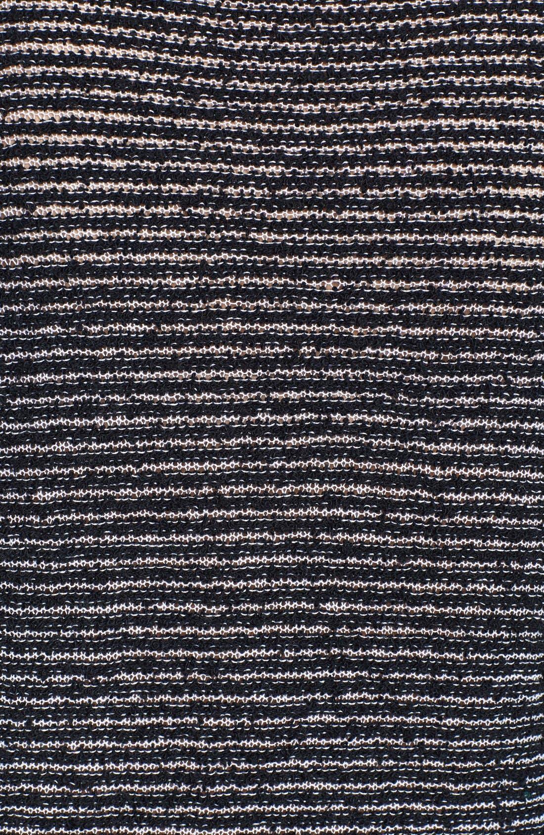 Alternate Image 3  - Eileen Fisher Bateau Neck Organic Cotton Sweater