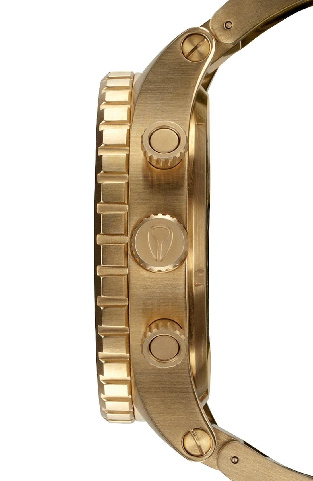 Alternate Image 2  - Nixon 'The 51-30 Chrono' Watch, 51mm