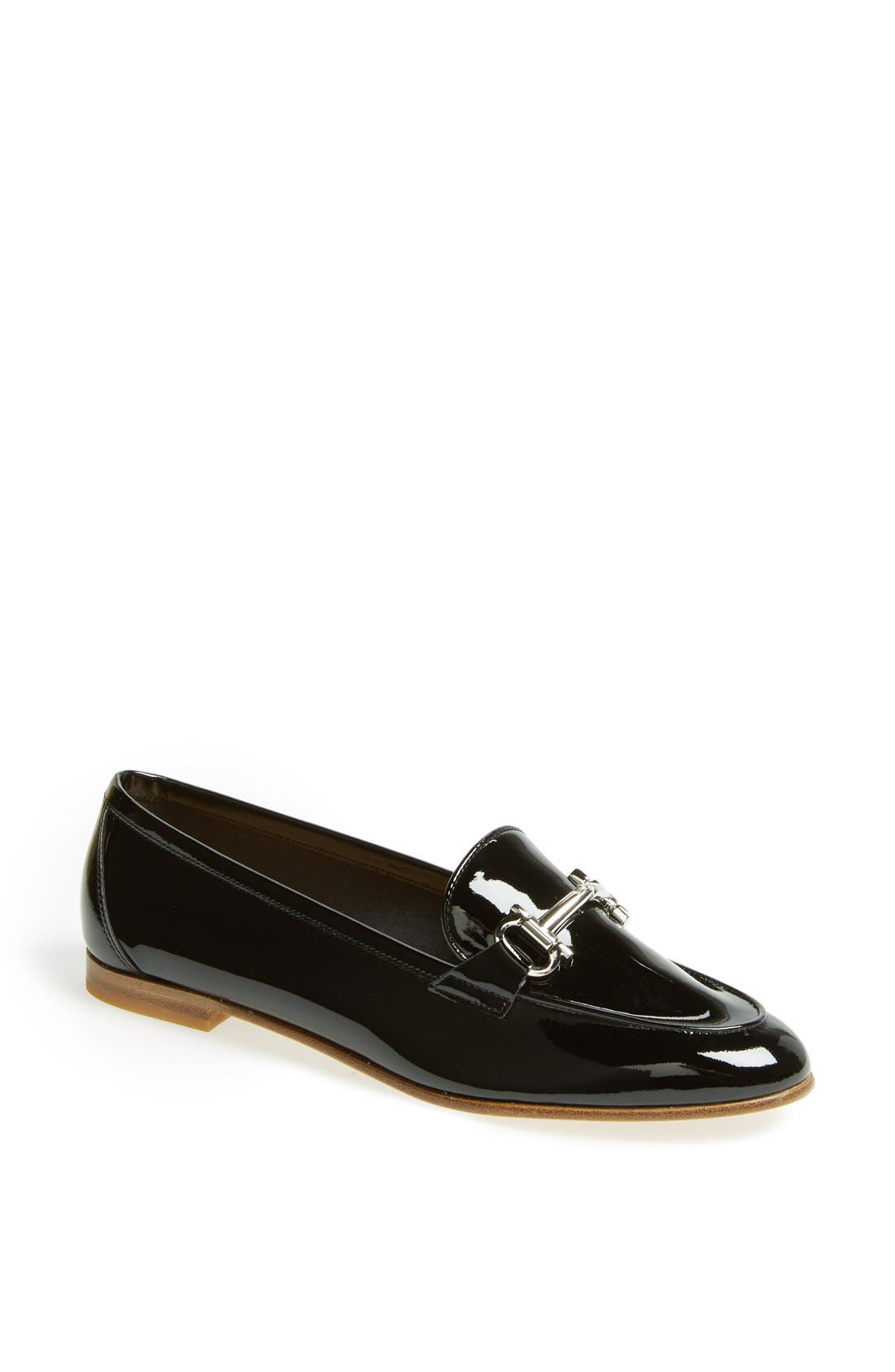 Alternate Image 1 Selected - Salvatore Ferragamo 'My Informal' Leather Loafer