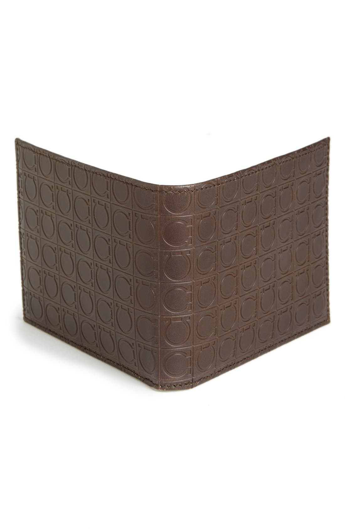 Alternate Image 2  - Salvatore Ferragamo Leather Wallet