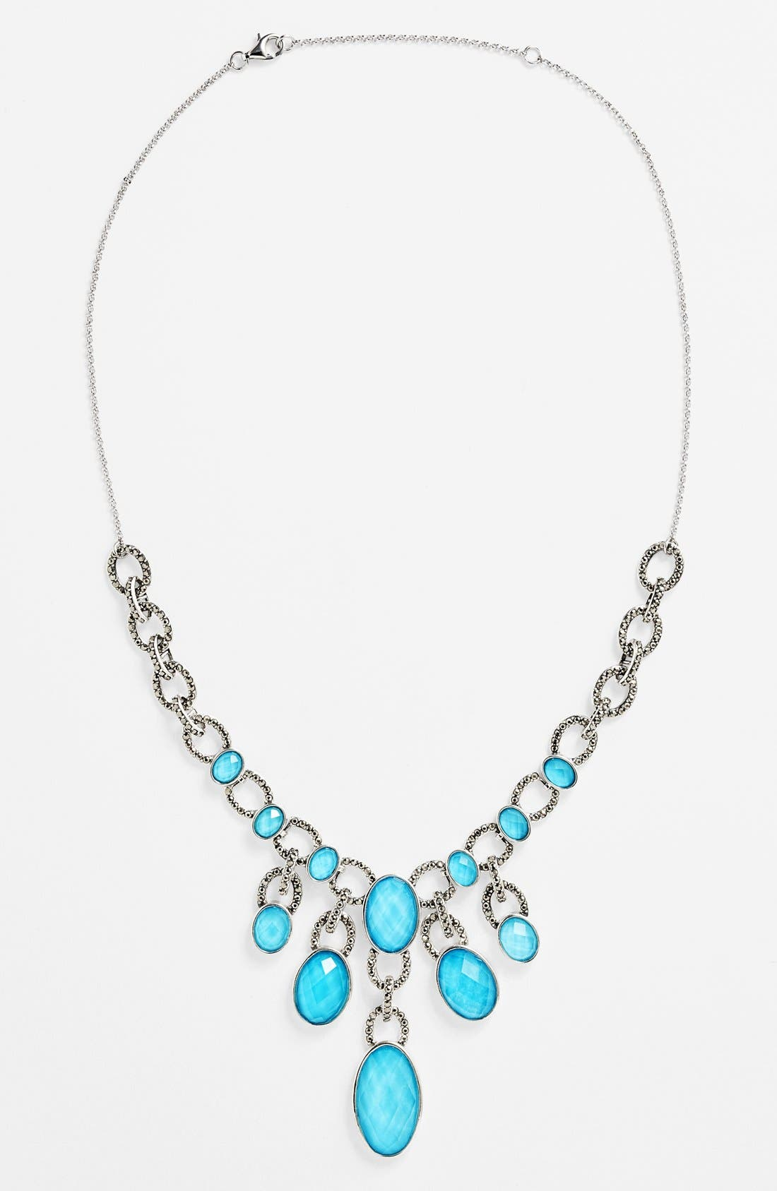 Main Image - Judith Jack 'Tropical Breeze' Frontal Necklace