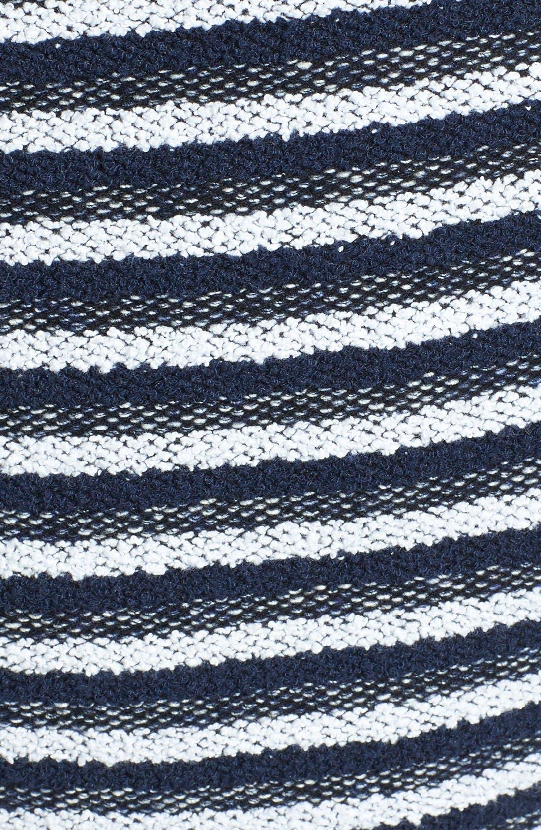 Alternate Image 3  - Theory 'Albita' Bouclé A-Line Dress
