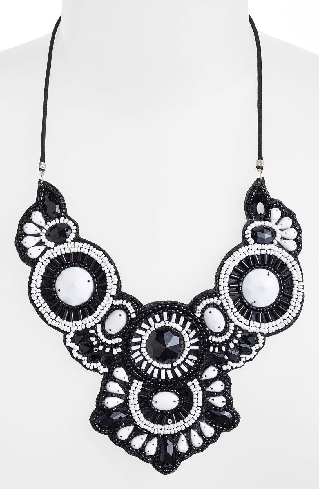 Alternate Image 2  - Spring Street 'Frieda' Necklace