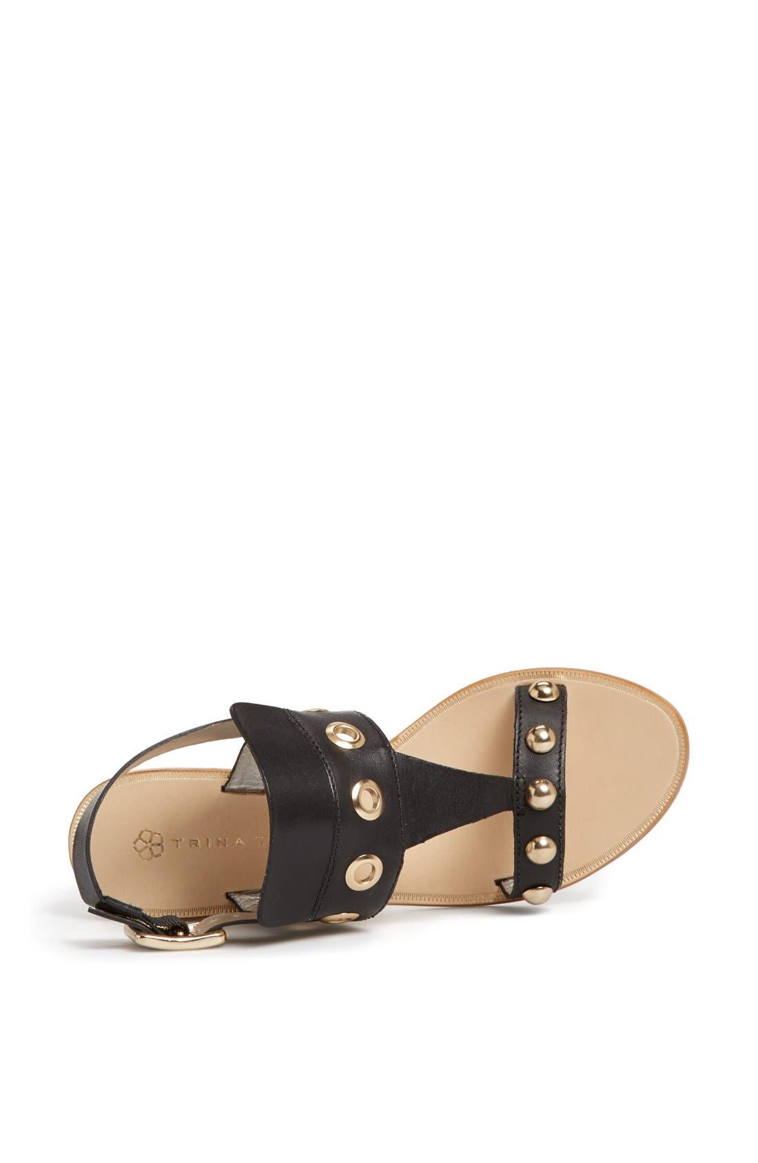 Alternate Image 3  - Trina Turk 'Atwater' Studded Slingback Sandal