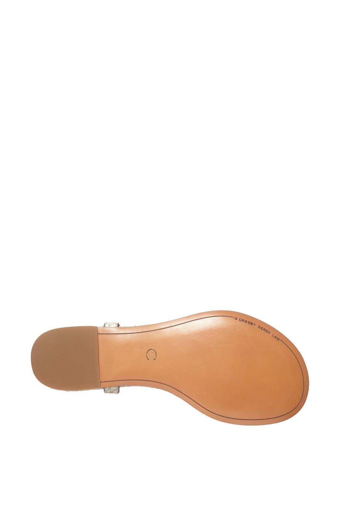 Alternate Image 4  - Derek Lam 10 Crosby 'Damast' Sandal