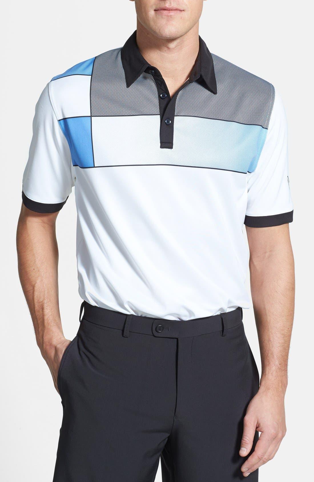 Alternate Image 1 Selected - Callaway Golf® 'Vibe' Opti-Dri Moisture Wicking Polo