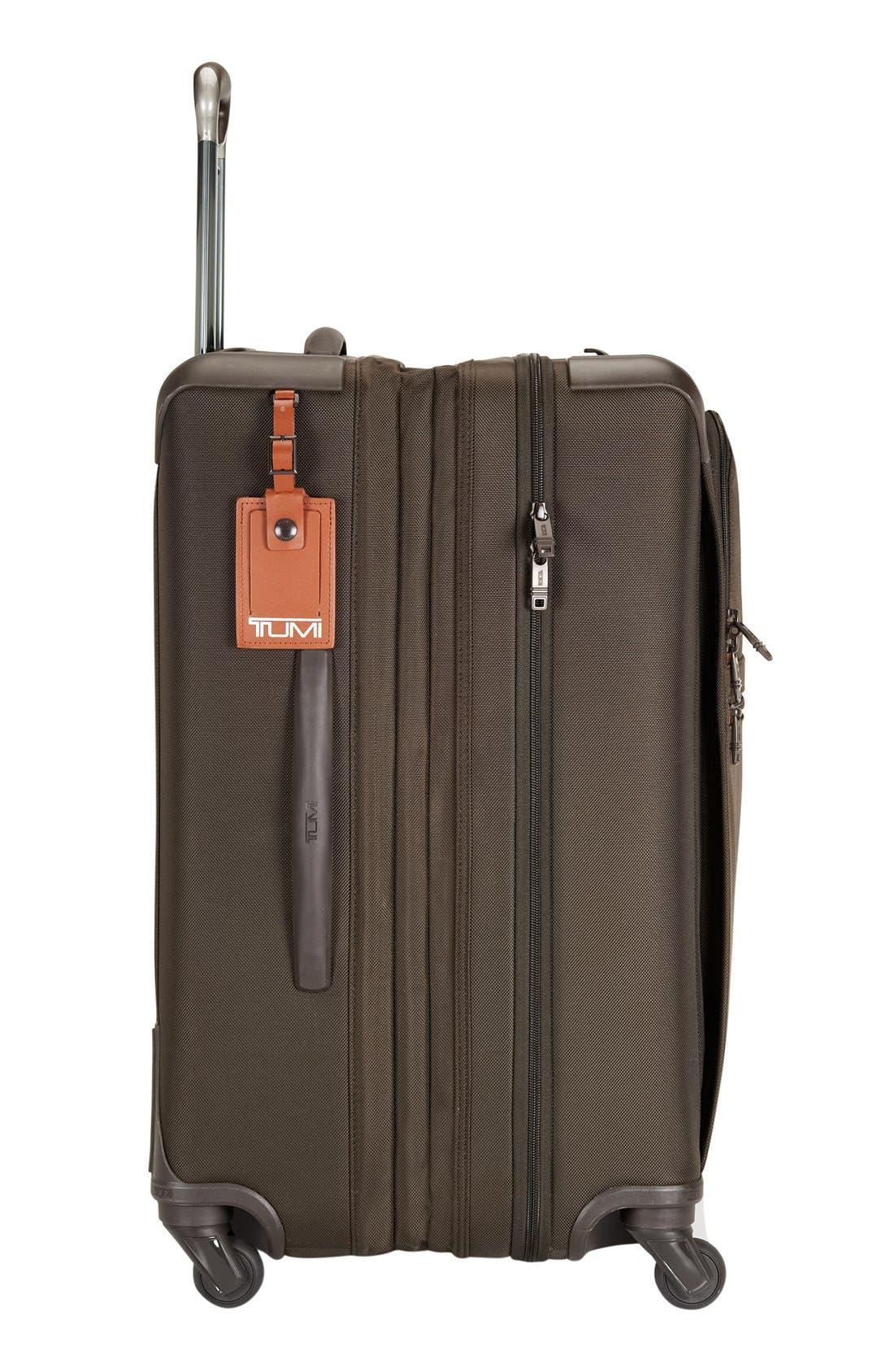 Alternate Image 2  - Tumi 'Alpha 2' Short Trip Rolling Four Wheel Expandable Suitcase (26 Inch)