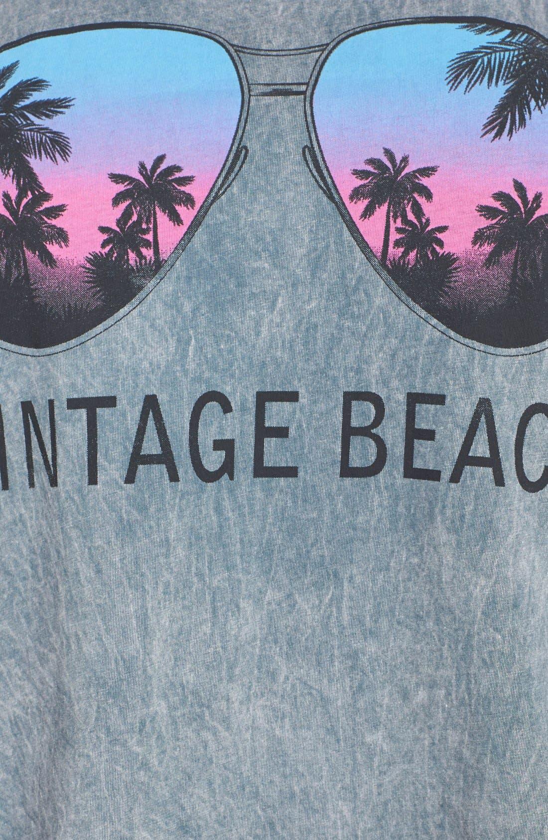 Alternate Image 3  - Surf Gypsy 'Vintage Beach' Tank