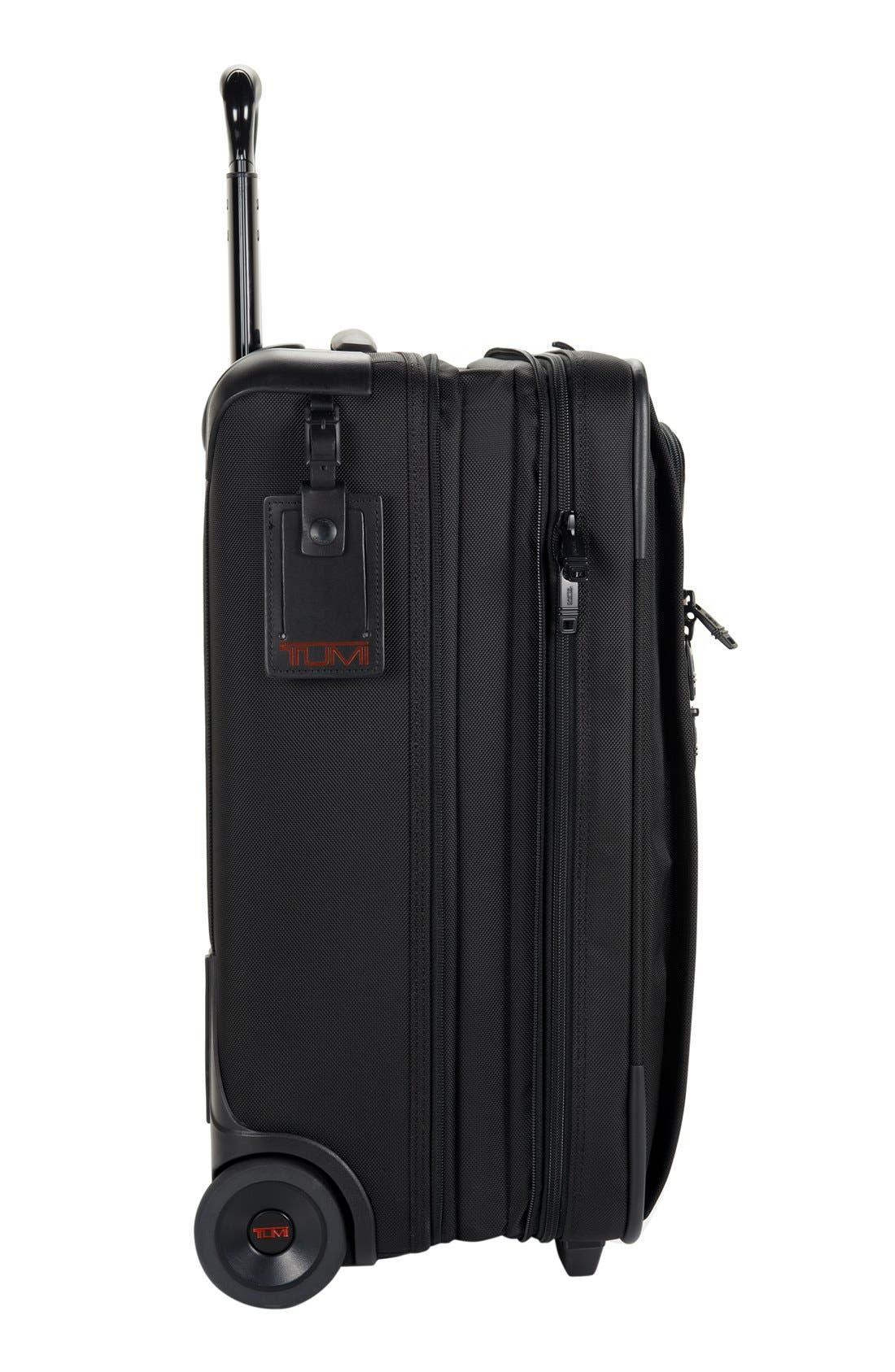 Alternate Image 2  - Tumi 'Alpha 2' International Slim Carry-On (22 inch)