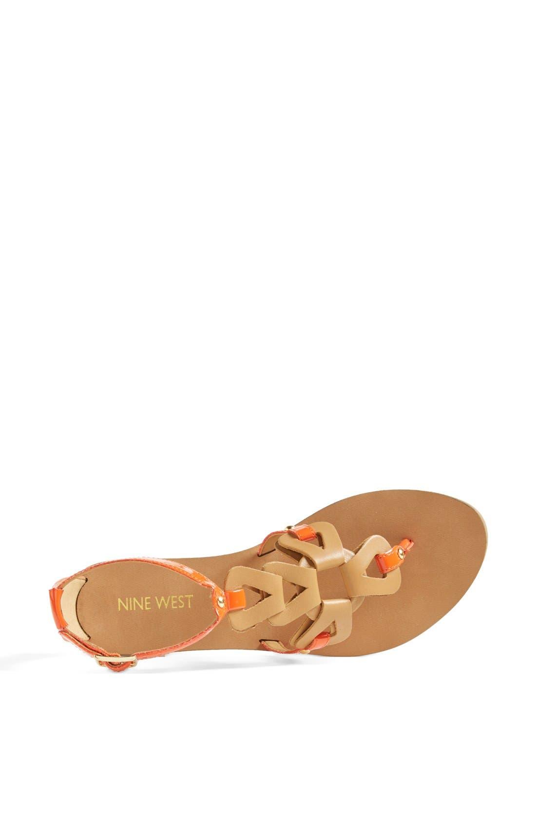 Alternate Image 3  - Nine West 'Saddie 3' Sandal