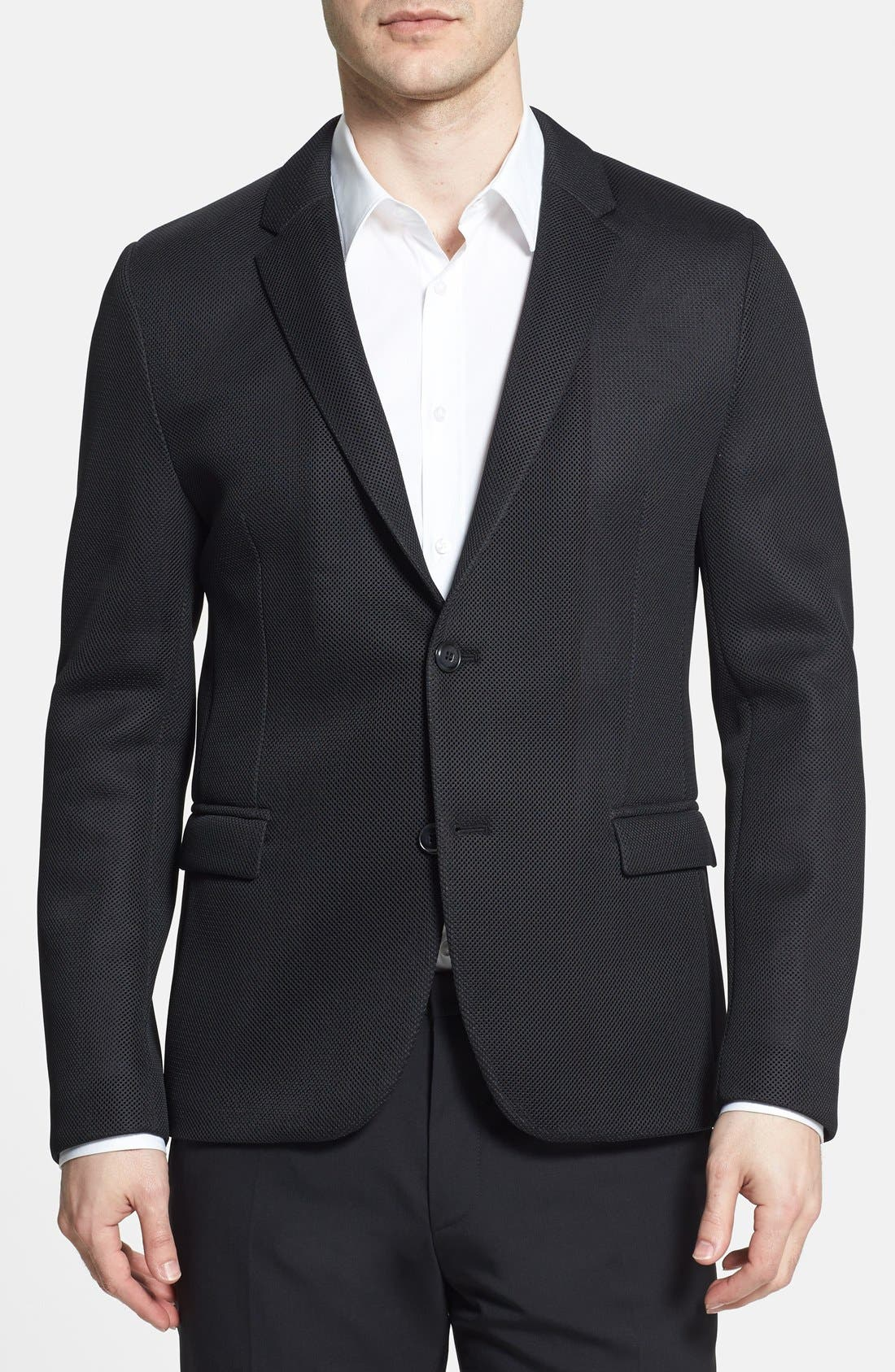 Main Image - HUGO 'Arwid' Comfort Fit Blazer