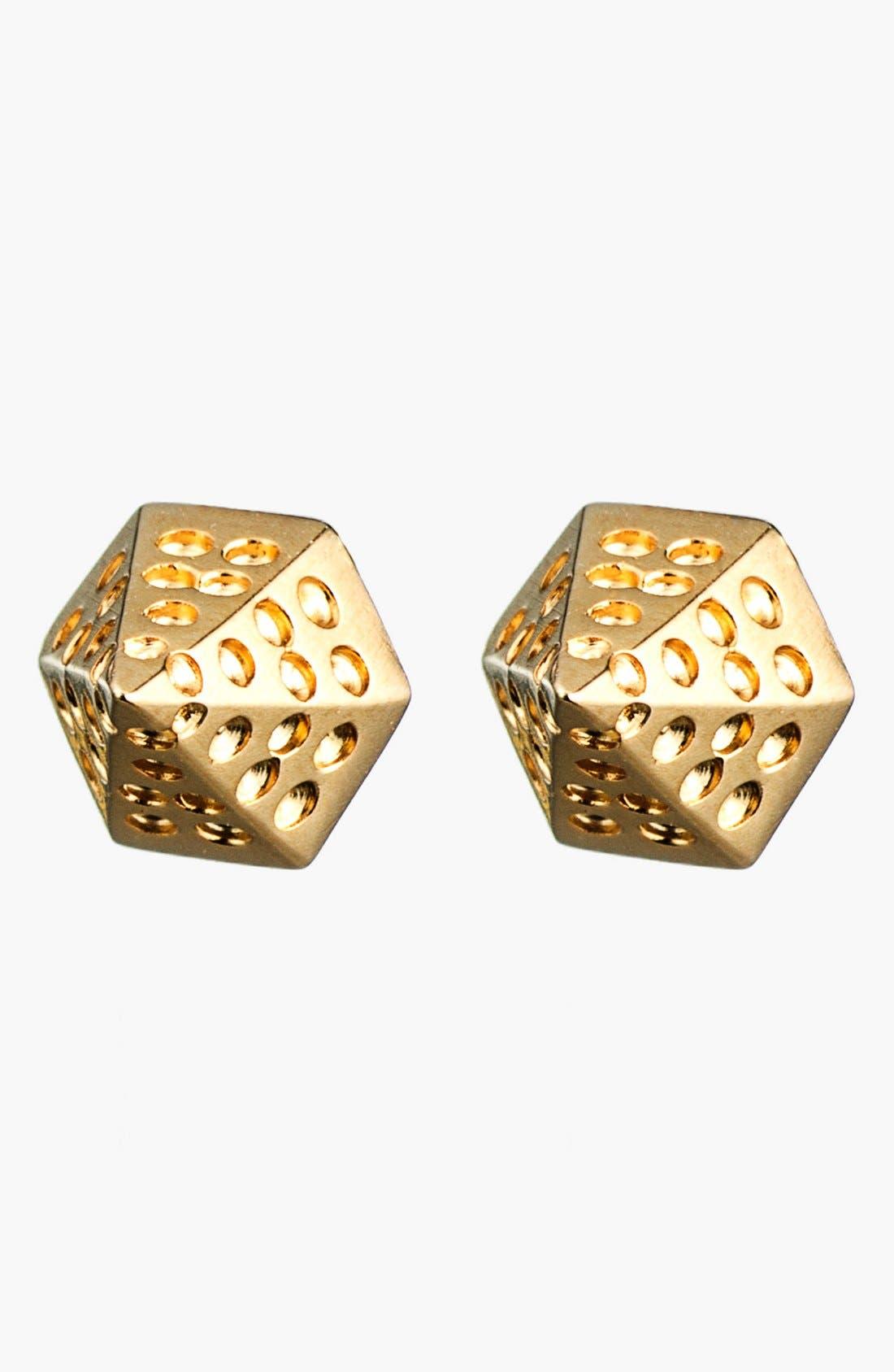Alternate Image 1 Selected - Eddie Borgo Aerator Stud Earrings