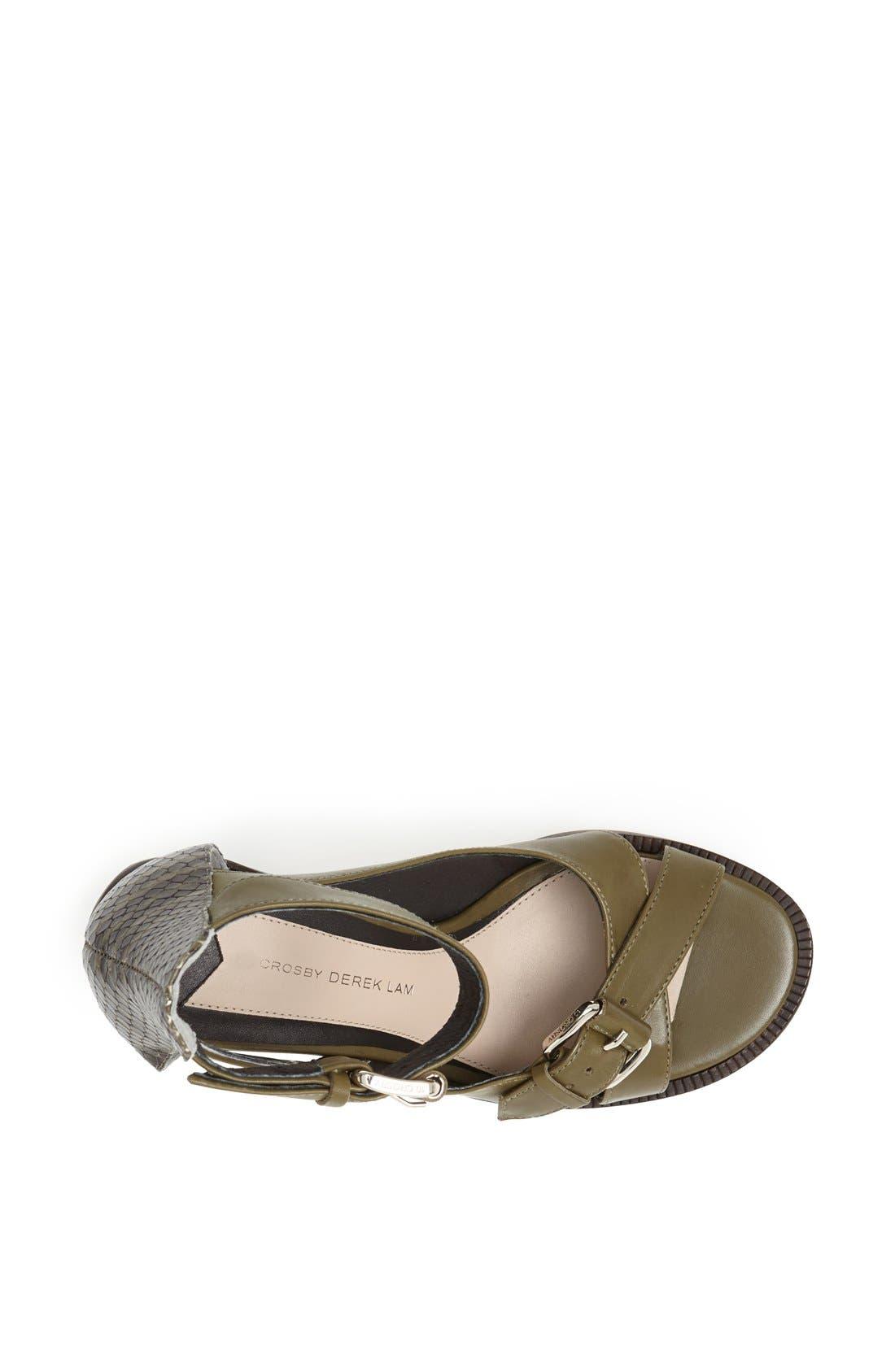 Alternate Image 3  - Derek Lam 10 Crosby 'Safra' High Sandal
