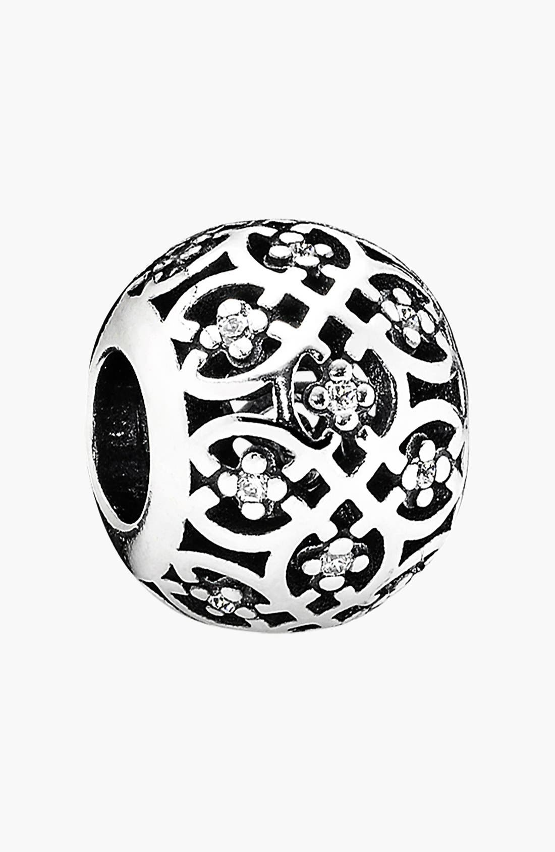 Alternate Image 1 Selected - PANDORA 'Intricate Lace' Bead Charm