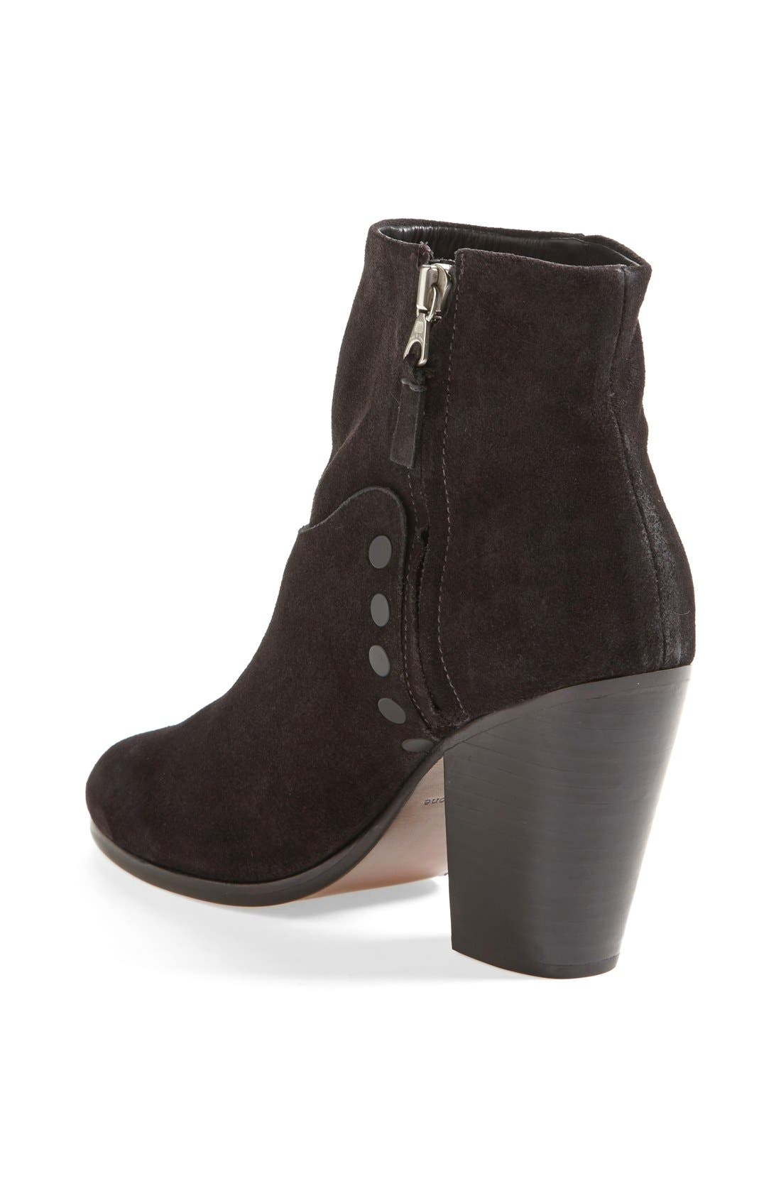 Alternate Image 2  - rag & bone 'Kendall' Suede Boot