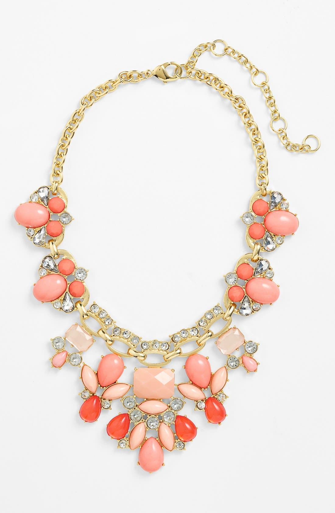 Main Image - Lee by Lee Angel 'Capri' Bib Necklace