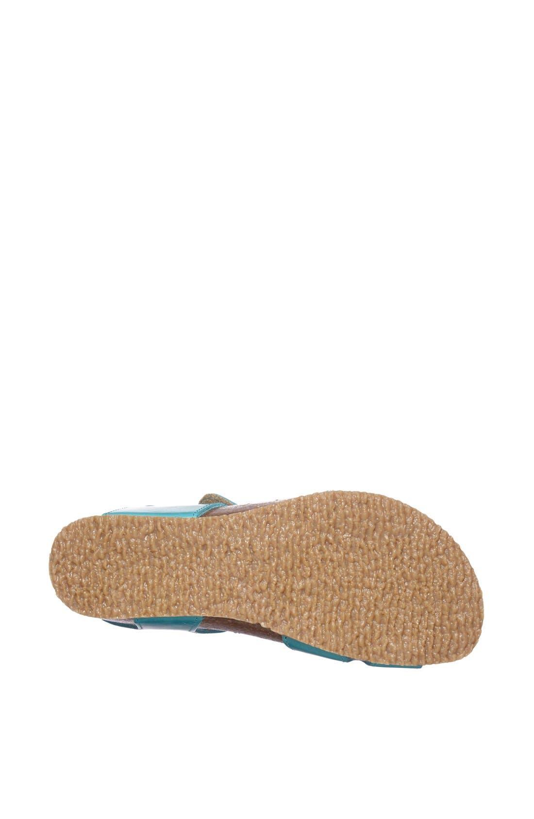 Alternate Image 4  - BioNatura 'Milinna' Leather Sandal