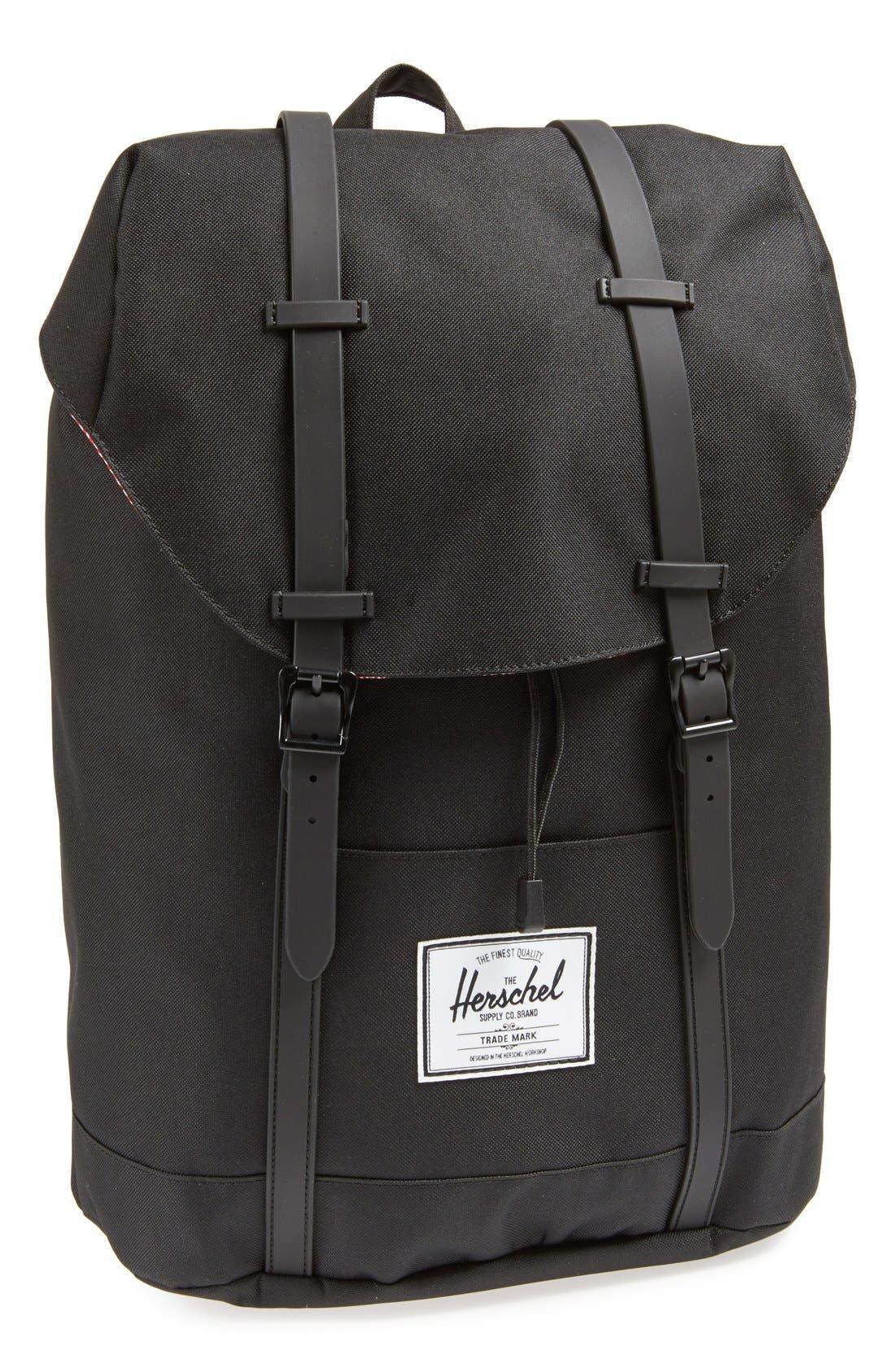 Alternate Image 1 Selected - Herschel Supply Co. 'Retreat' Backpack