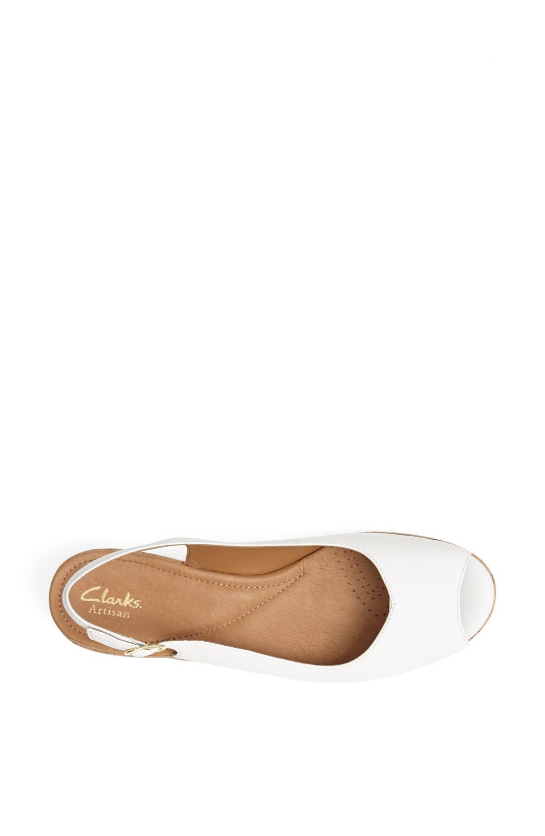 Alternate Image 3  - Clarks® 'Orlena Currant' Sandal