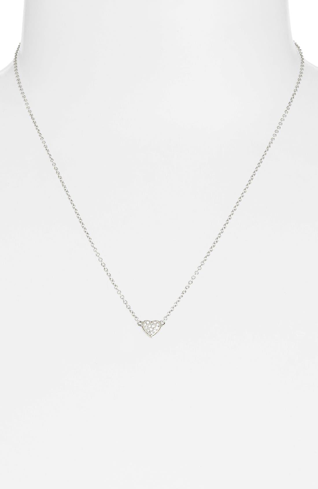 Alternate Image 3  - Judith Jack 'Mini Motives' Reversible Heart Pendant Necklace