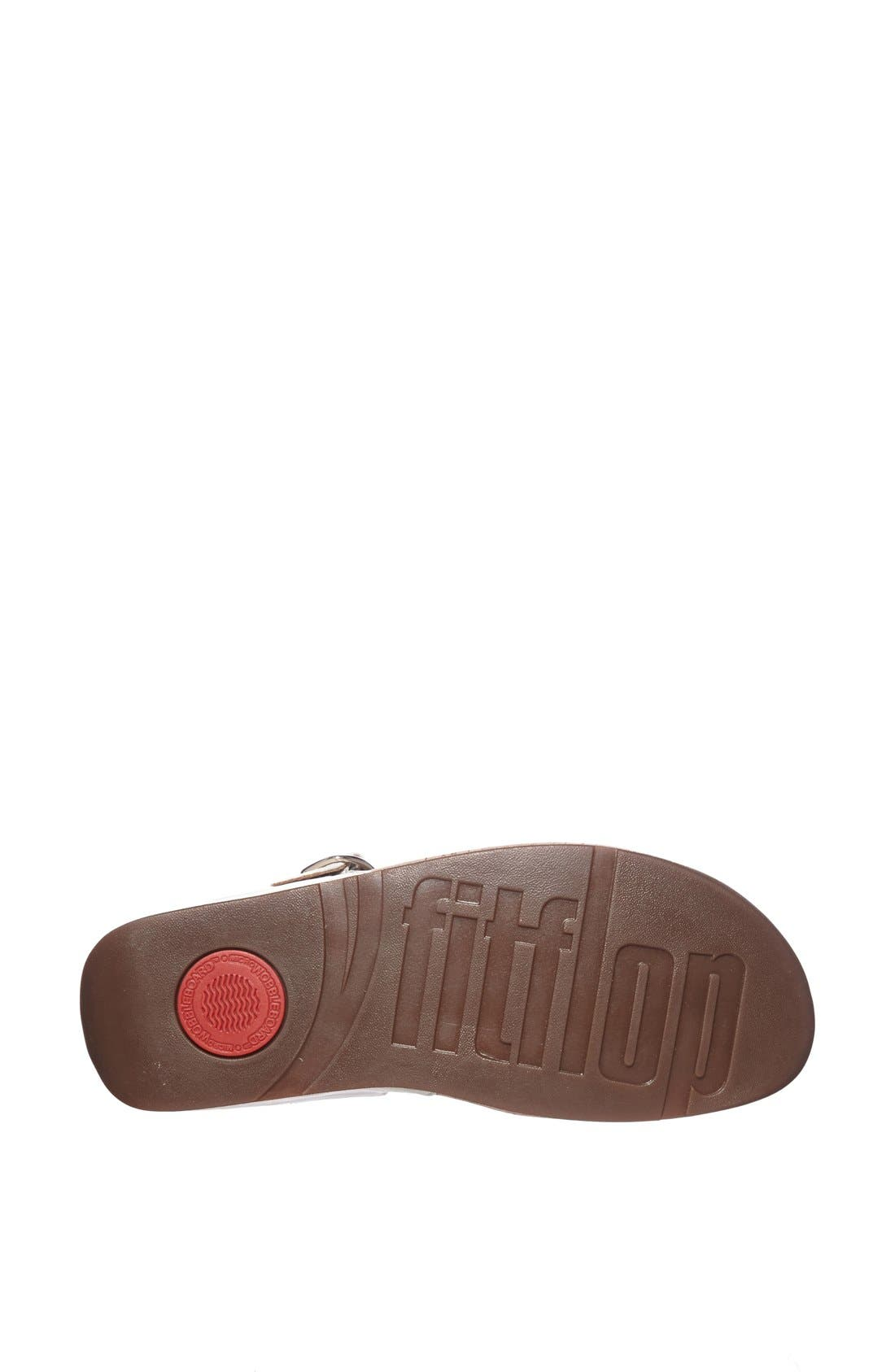 Alternate Image 4  - FitFlop 'The Skinny™' Sandal