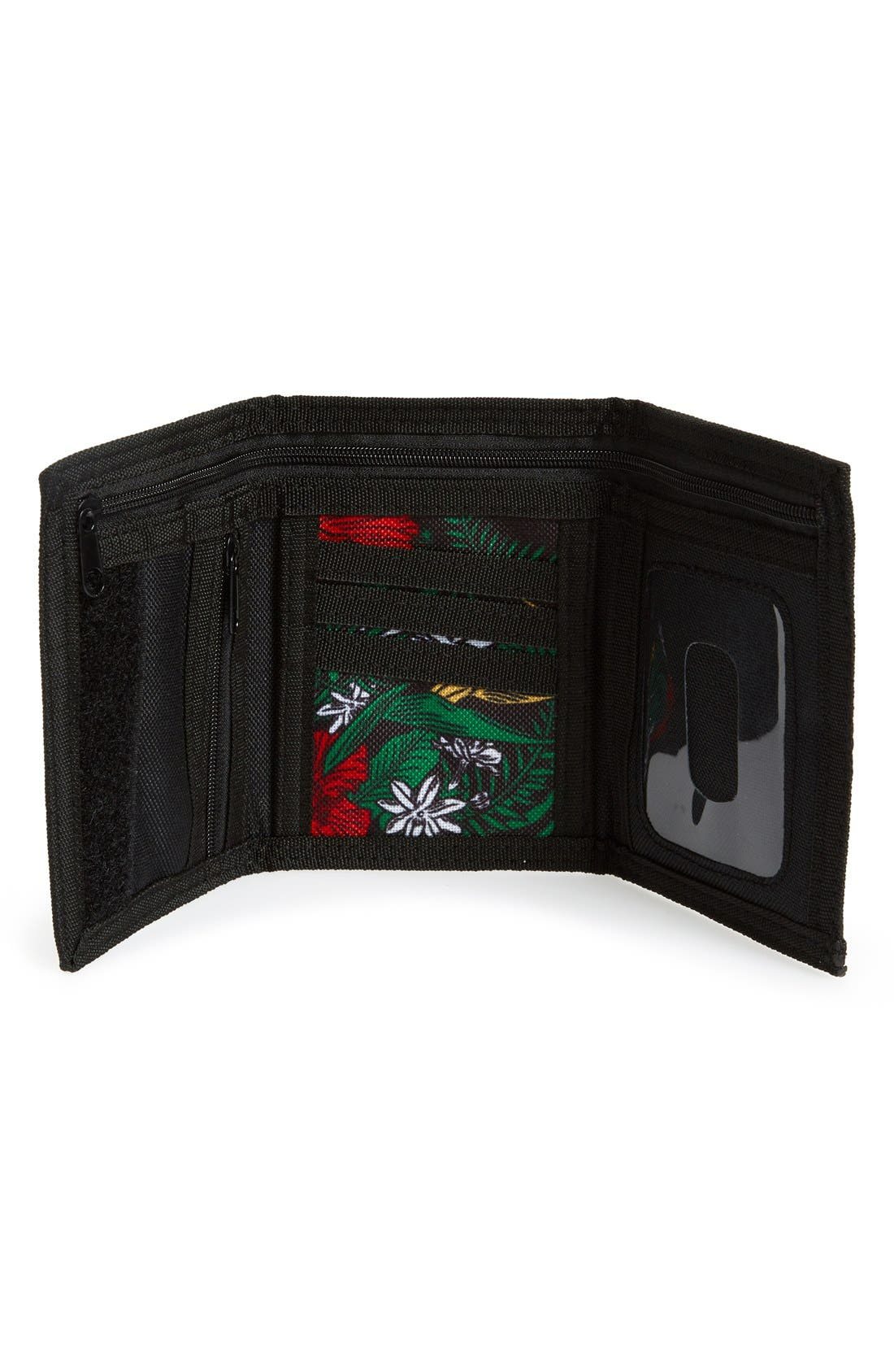 Alternate Image 2  - Neff 'Island' Wallet (Boys)