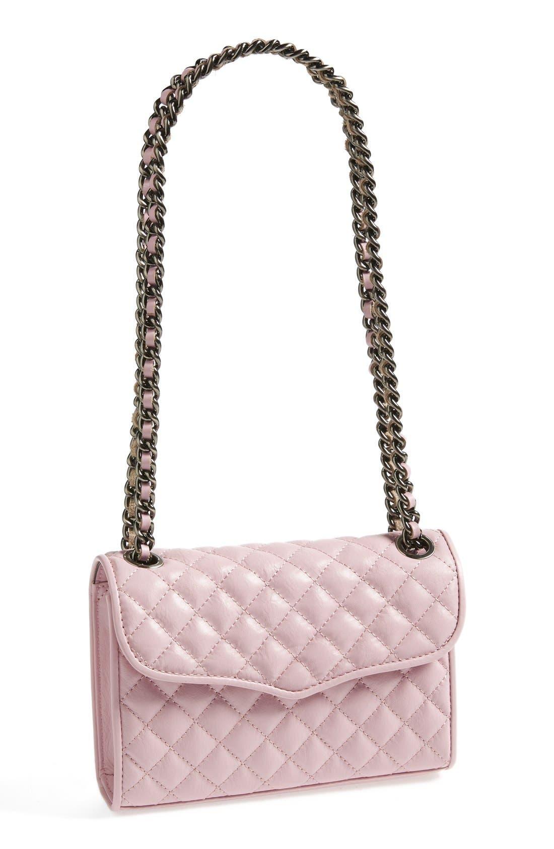 Alternate Image 1 Selected - Rebecca Minkoff 'Mini Quilted Affair' Shoulder Bag