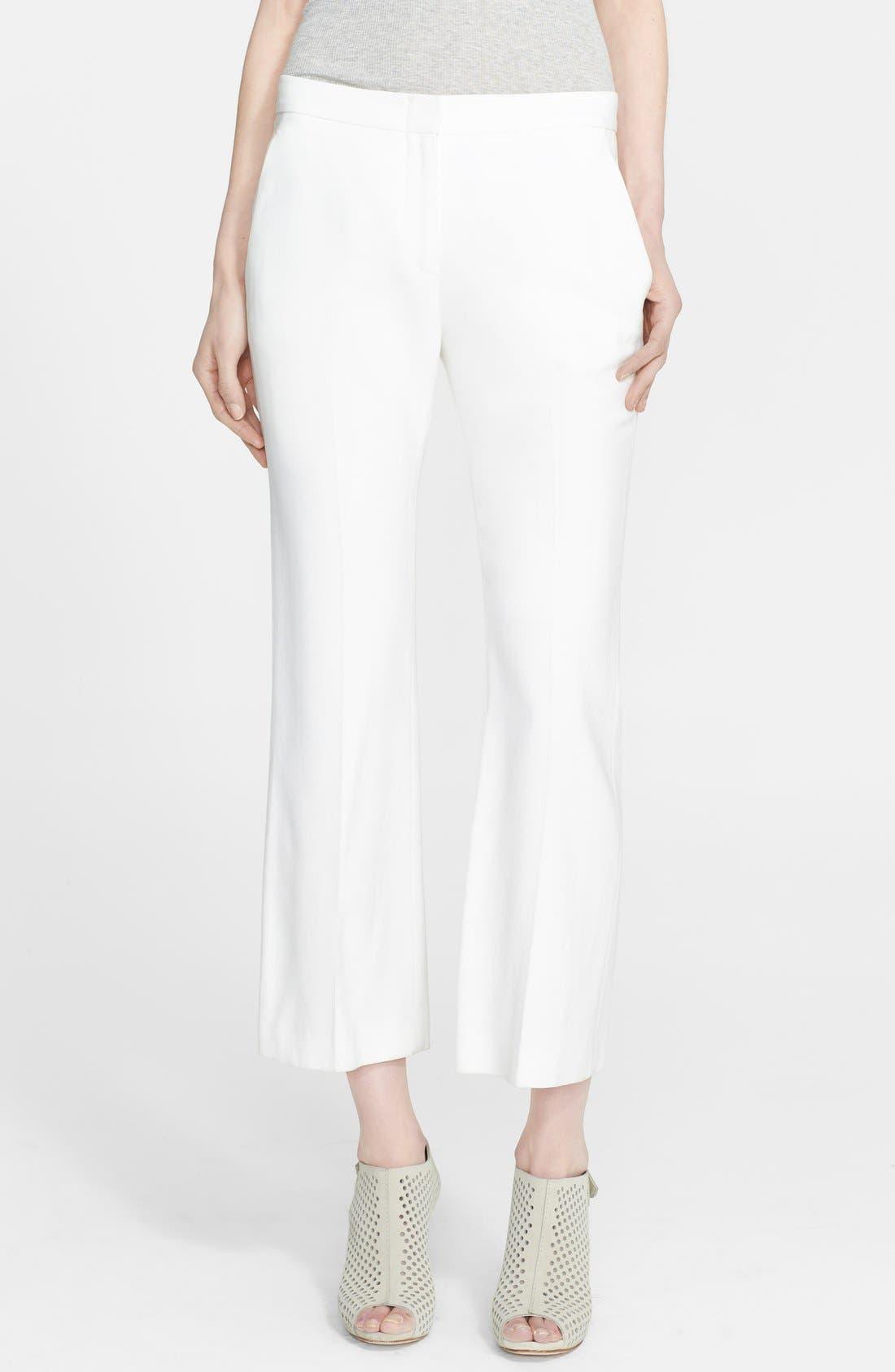 Alternate Image 1 Selected - Theory 'Benetta' Crop Pants