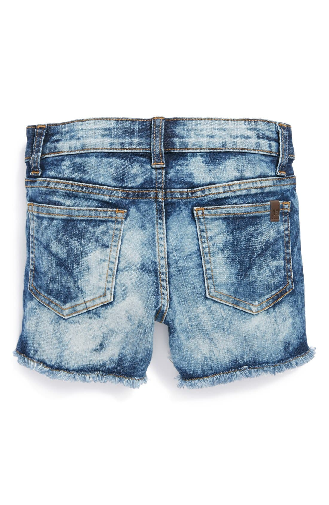 Alternate Image 1 Selected - Joe's Frayed Shorts (Little Girls & Big Girls)