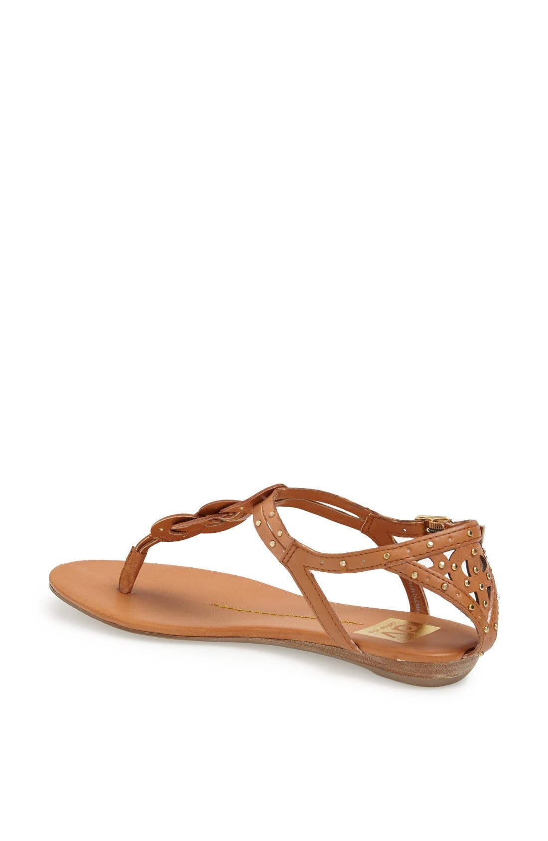 Alternate Image 2  - DV by Dolce Vita 'Azania' Leather Thong Sandal