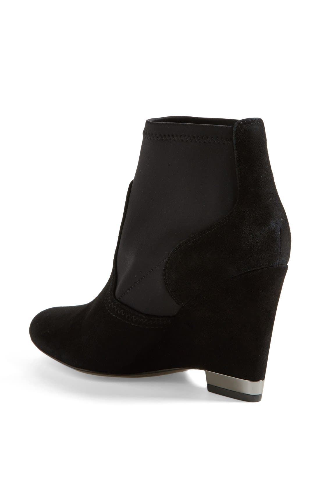 Alternate Image 2  - Tory Burch 'Brenda' Demi Wedge Boot
