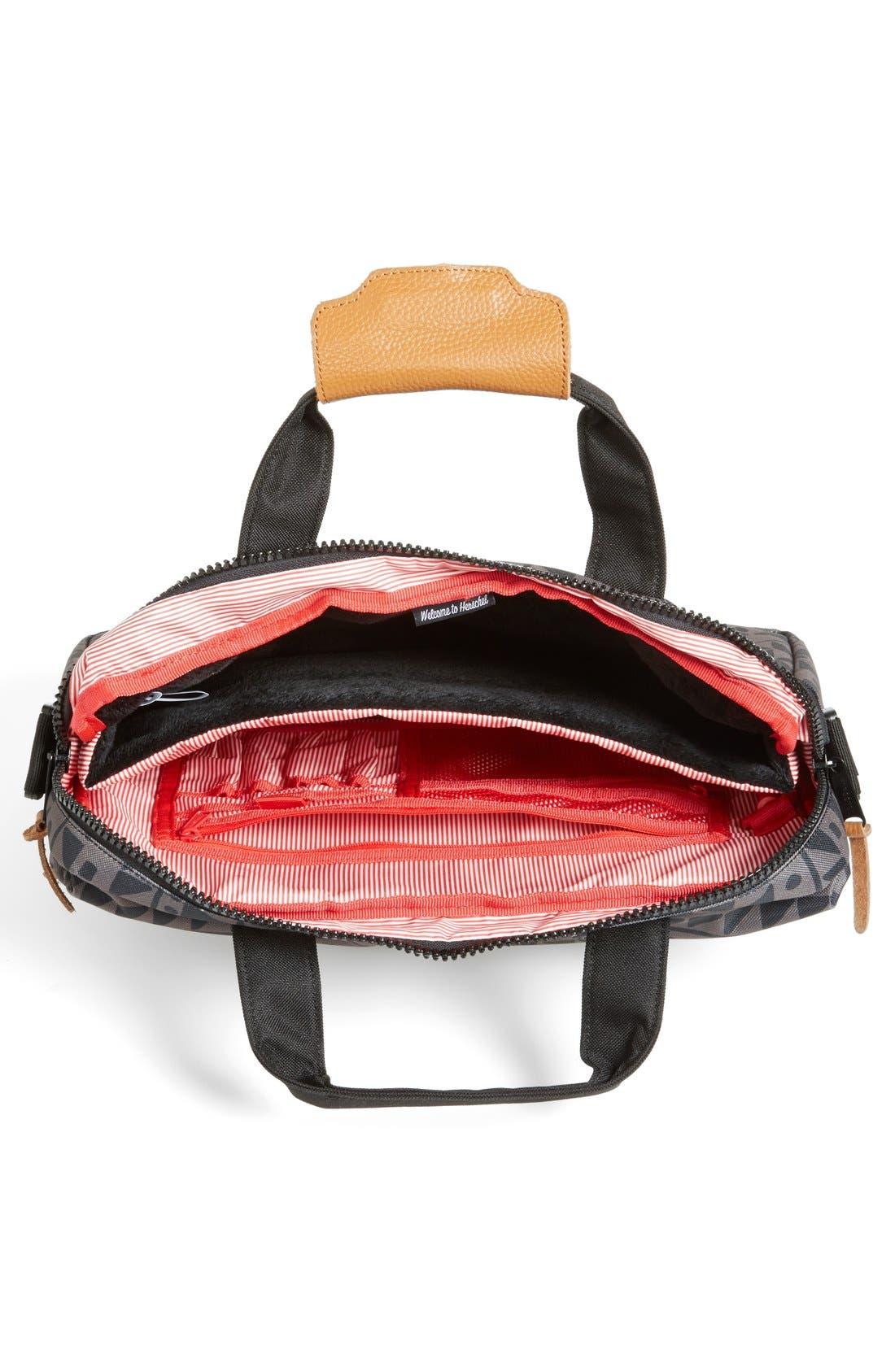 Alternate Image 2  - Herschel Supply Co. 'Clark' Large Volume Messenger Bag