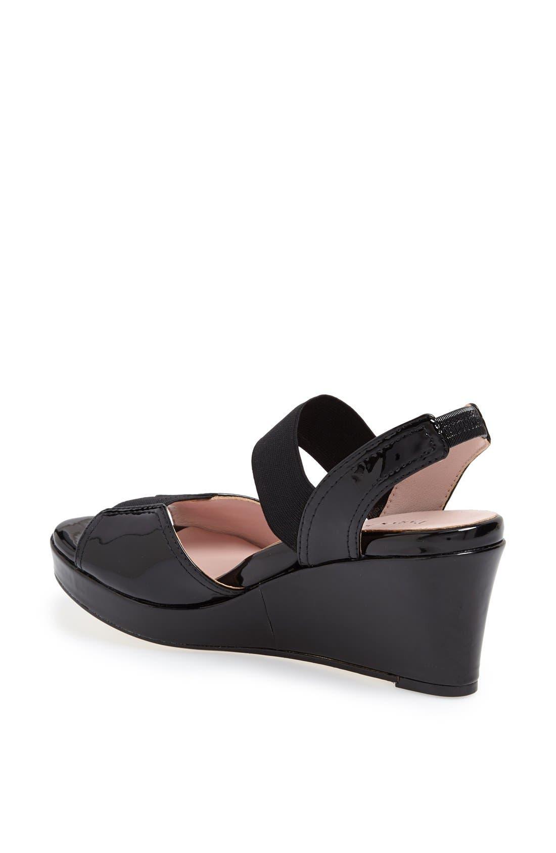 Alternate Image 2  - Taryn Rose 'Sinai' Wedge Sandal