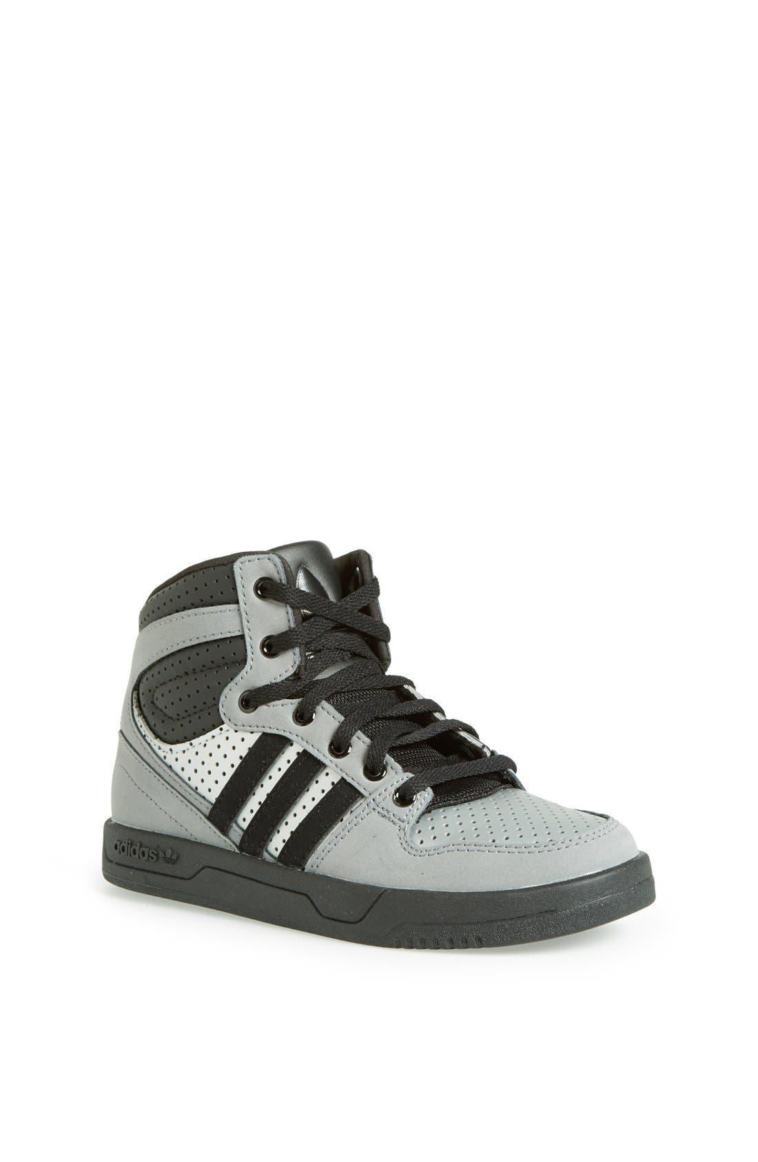 Alternate Image 1 Selected - adidas 'Court Attitude' Sneaker (Toddler, Little Kid & Big Kid)